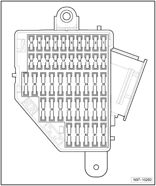 panou sigurante - a4 - b6  u0026 b7 type